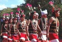 Kuki Tribe of Jatinga