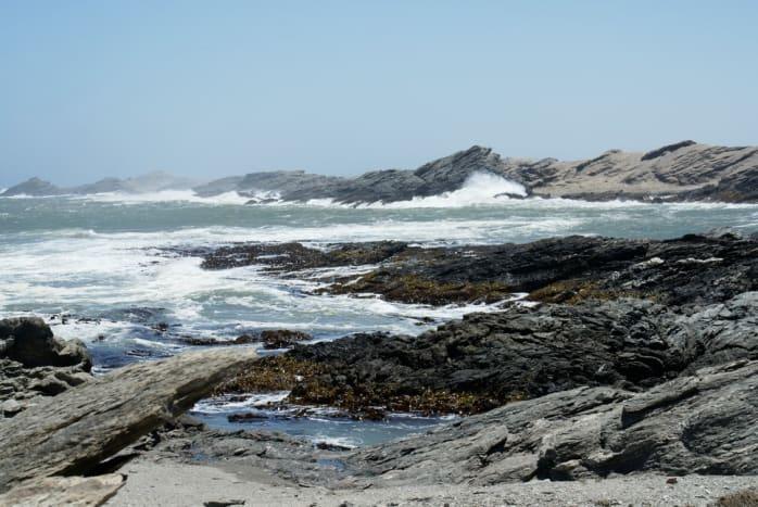 Cost near Walvis Bay
