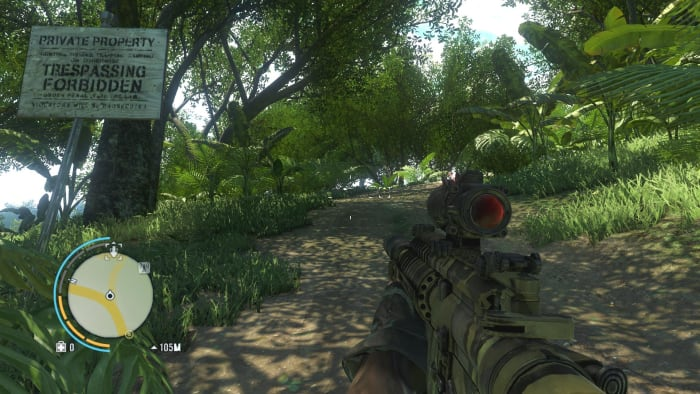 Archaeology 101 - Gameplay 01: Far Cry 3 Relic 85, Boar 25.