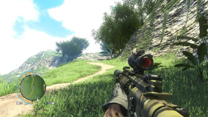 Archaeology 101 - Gameplay 01: Far Cry 3 Relic 97, Heron 7.