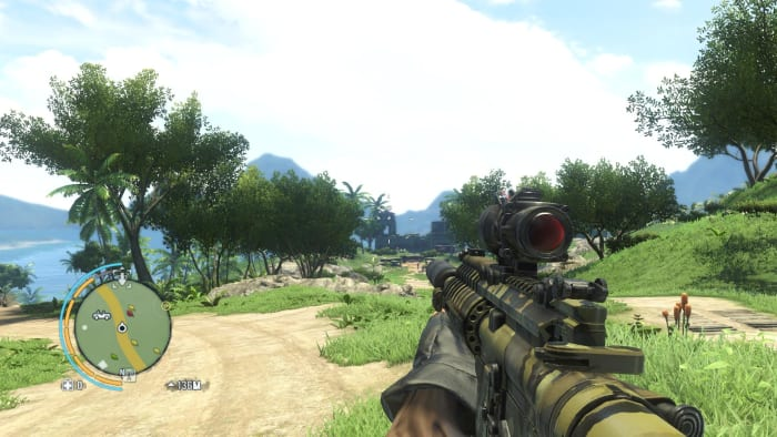 Archaeology 101 - Gameplay 01: Far Cry 3 Relic 7, Spider 7.