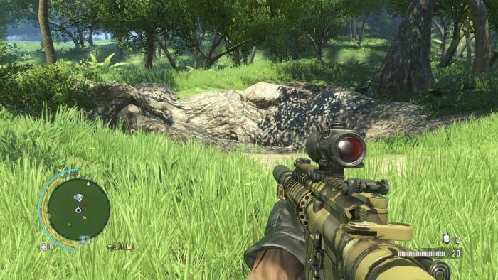 Archaeology 101 - Gameplay 01: Far Cry 3 Relic 8, Spider 8.