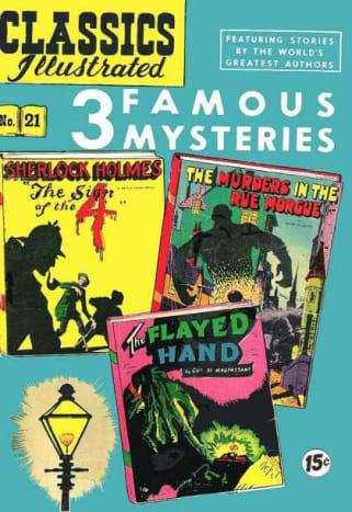 Three famous Mysteries