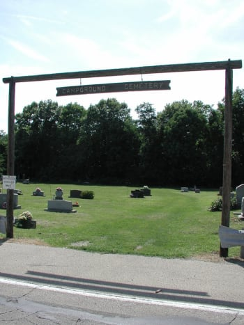 Campground Cemetery