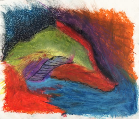 "Blake Flannery ""Dolphin"" 2004"