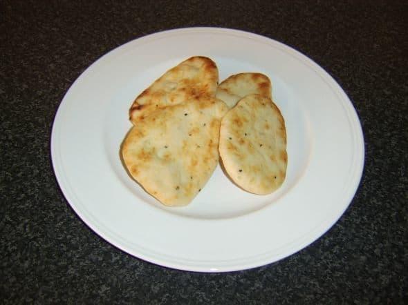 """4"""" Mini Naan Breads"""