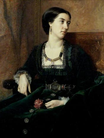 Lady Enid Layard
