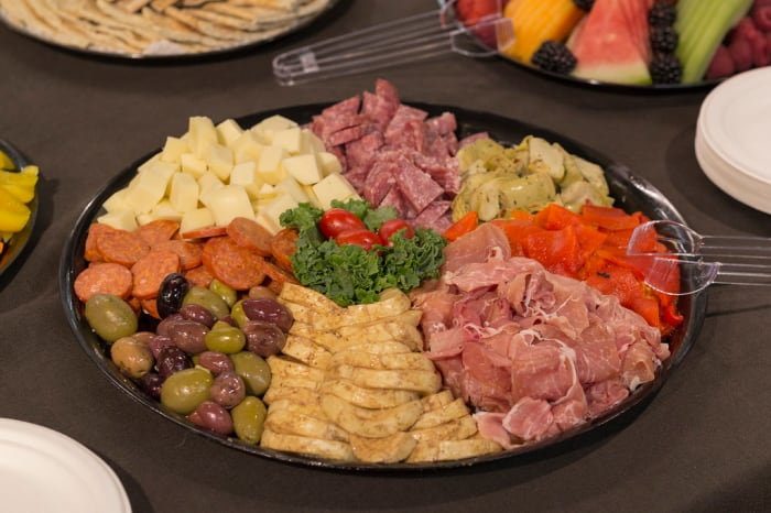 Meat and Cheese Party Platter