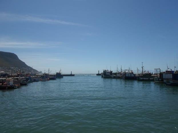 Kalk Bay, Cape Peninsula, South Africa
