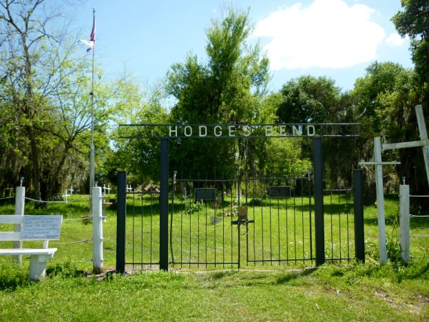 Hodge's Bend Cemetery