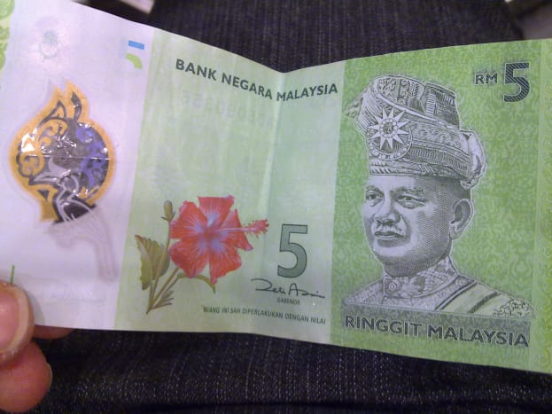 Malaysian RM5 (USD $1.44 ), you could buy a Chicken Burger and an Egg burger for 2 persons