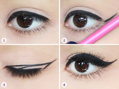 simple-techniques-to-apply-winged-eyeliner
