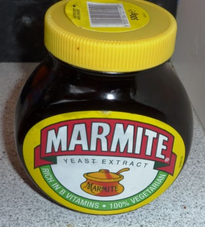 The old familiar jar we all grew up with....