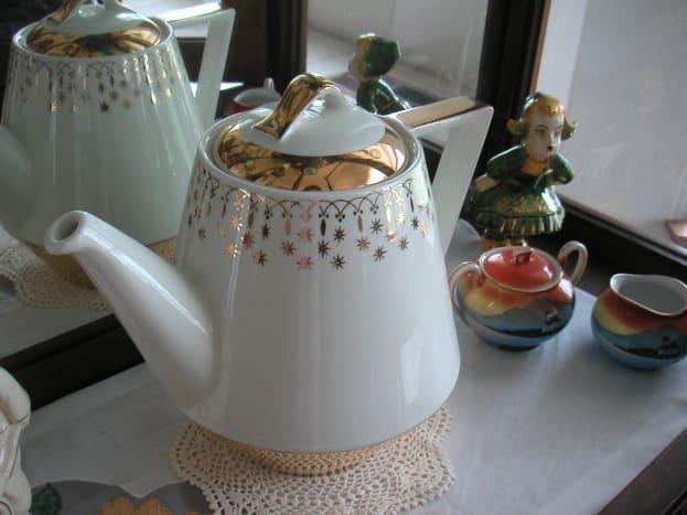 Hall China Flare Ware Coffee Warmer