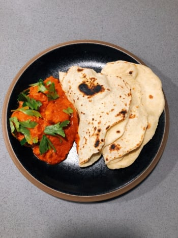 Chicken tikka masala is my family favorite of Indian food. This dish is delicious to have with steamed rice or naan bread.
