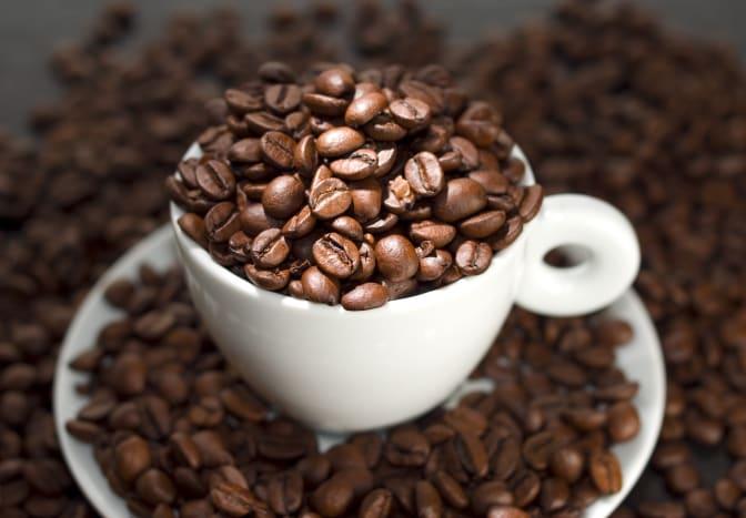 Most well known, Caffeine!
