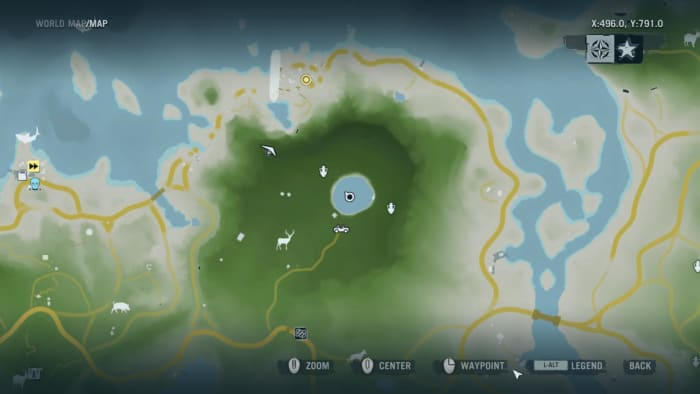Archaeology 101 - Gameplay 01 Map: Far Cry 3 Relic 83, Boar 23.