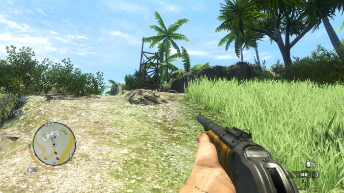 Dead Letters - Gameplay 01: Far Cry 3 Letters of the Lost #2, Hyogo's Letter.