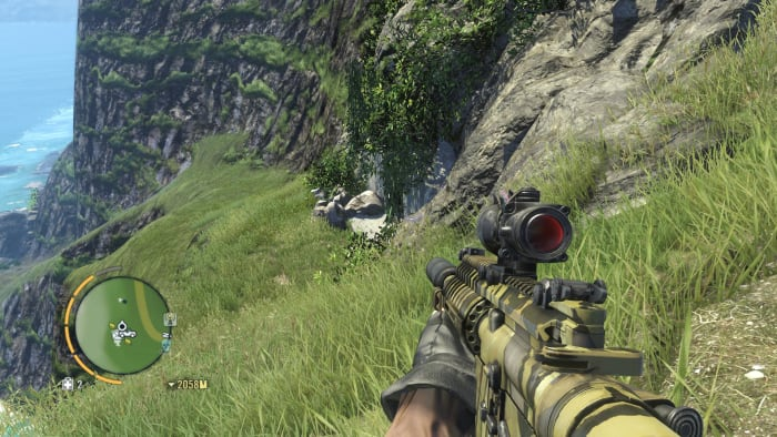 Gameplay 01: Far Cry 3 Letters of the Lost #18, Hurk's Second Letter.