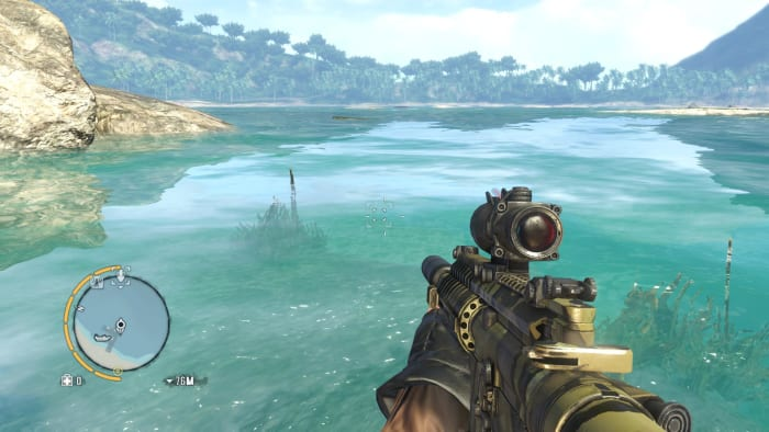 Archaeology 101 - Gameplay 01: Far Cry 3 Relic 42, Shark 12.