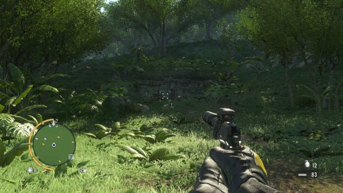 Archaeology 101 - Gameplay 01: Far Cry 3 Relic 11, Spider 11.