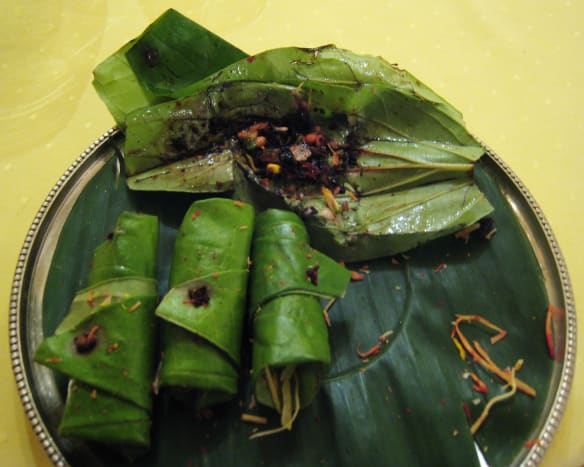 South Indian Paan