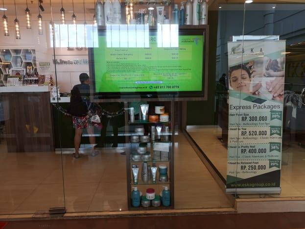 Eska Massage at Batam Centre