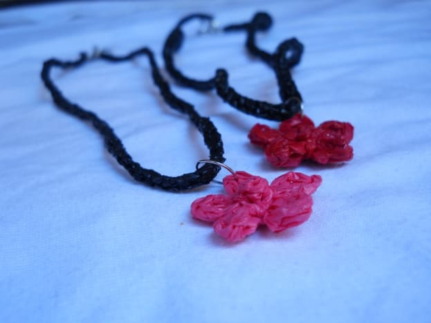 Sweet Innocence Necklaces for Rowena.