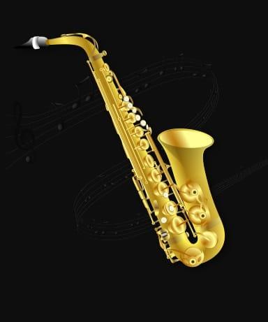 Saxophone Instrument