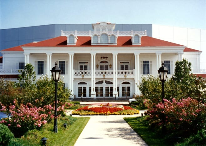 The Grand Palace: Yakov's Theater in Branson, Missouri