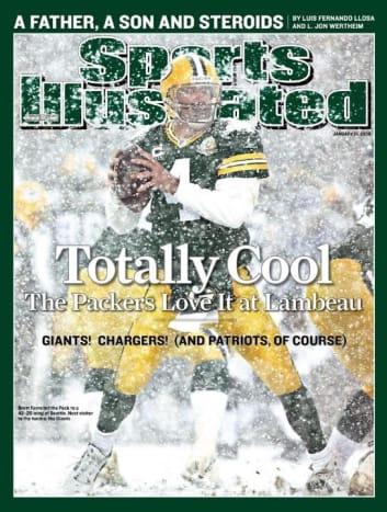 Sports Illustrated January 21, 2008