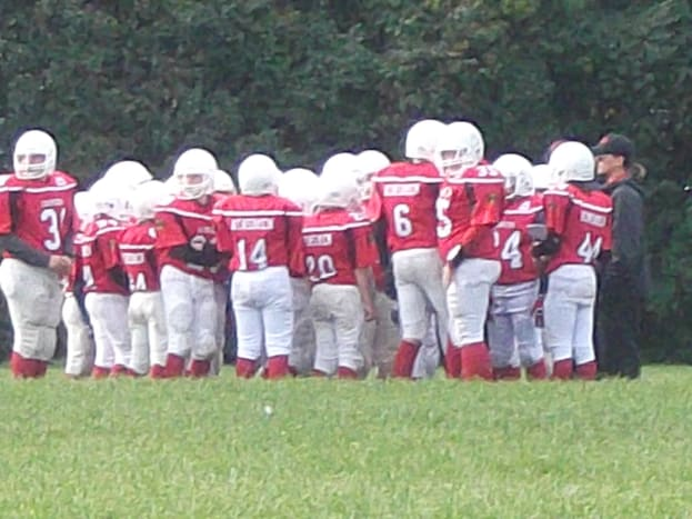 Getting the game plan in order!