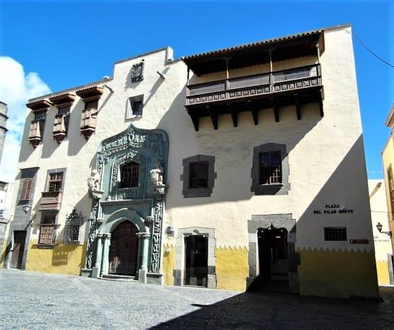 Museo Casa de Colon, Las Palmas.
