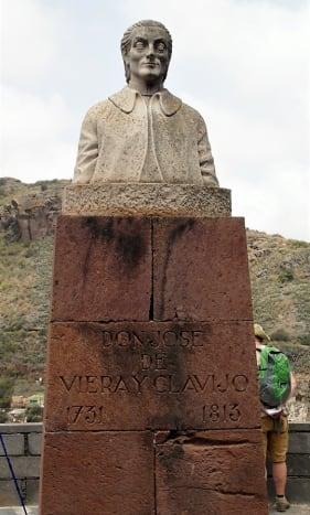 Jose de Viera y Clavijo.