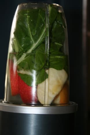 More than the juice, your body has easy access to fibre and nutrients within fresh fruit and vegetables.