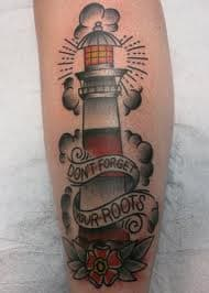 lighthouse-tattoos-and-meanings