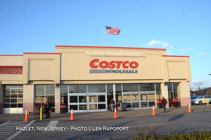 Costco,  Hazlet, NJ