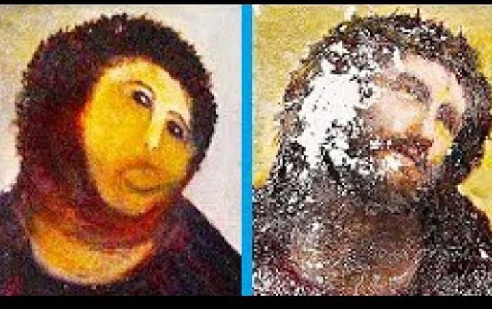 """Monkey Jesus"""