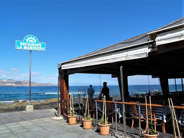 Restaurante La Marinera.