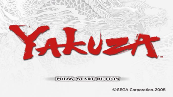 Sega's Yakuza series is also known as Ryu ga Gotoku.