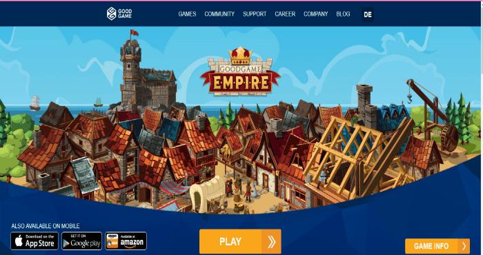 enjoy premium free online games via good game studios-no download!