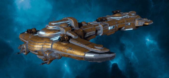"""Tau Merchant Fleet Destroyer - """"Orca"""" - [T'au Sub-Faction]"""