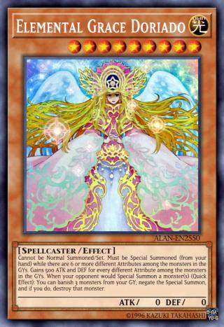 Elemental Grace Doriado