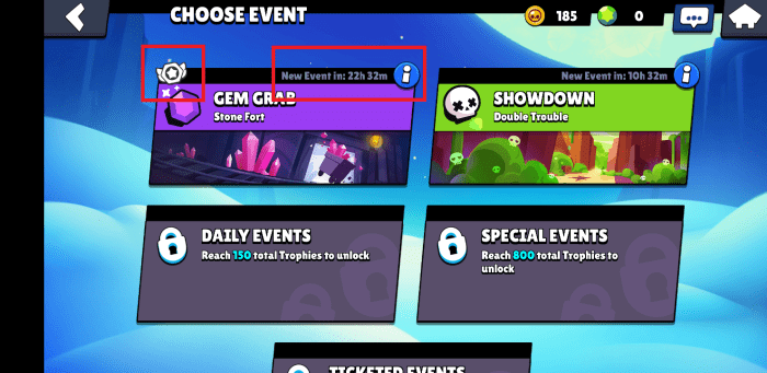 This event still has a Star Token to earn, and refreshes in 22 hours