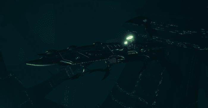 Drukhari Raider Frigate - Lost Hatred - [Black Heart Sub-Faction]