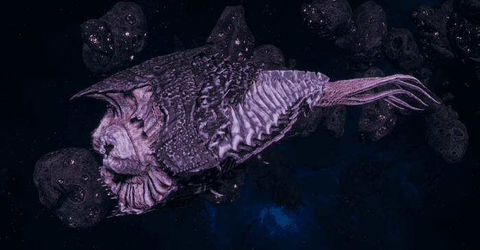 "Tyranid Destroyer - ""Strangler Drone"" - [Hydra Sub-Faction]"