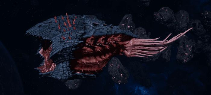 "Tyranid Cruiser - ""Corrosive Projectile Razorfiend"" - [Behemoth Sub-Faction]"