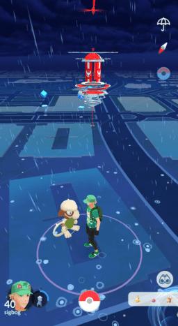 """Smeargle in """"Pokémon GO"""""""