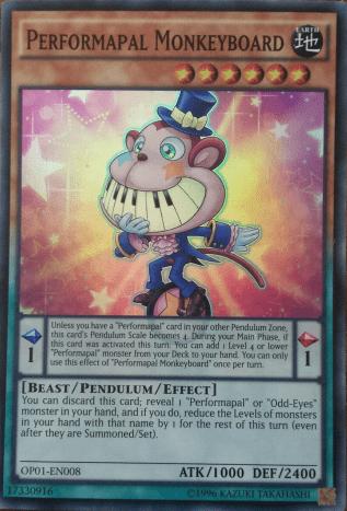 Performapal Monkeyboard
