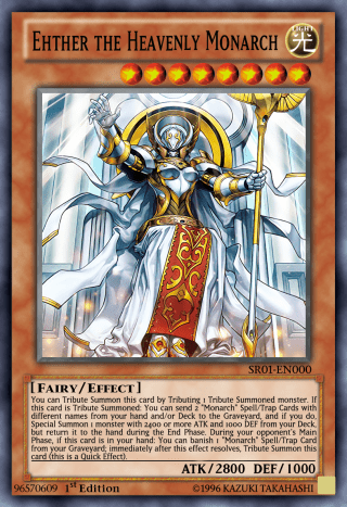 Ehther the Heavenly Monarch